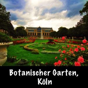 Botanical Gardens Koln