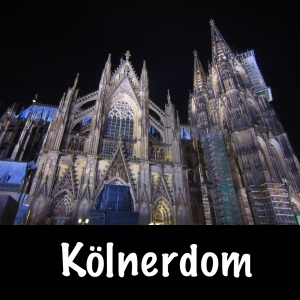 Cathedral at Koln